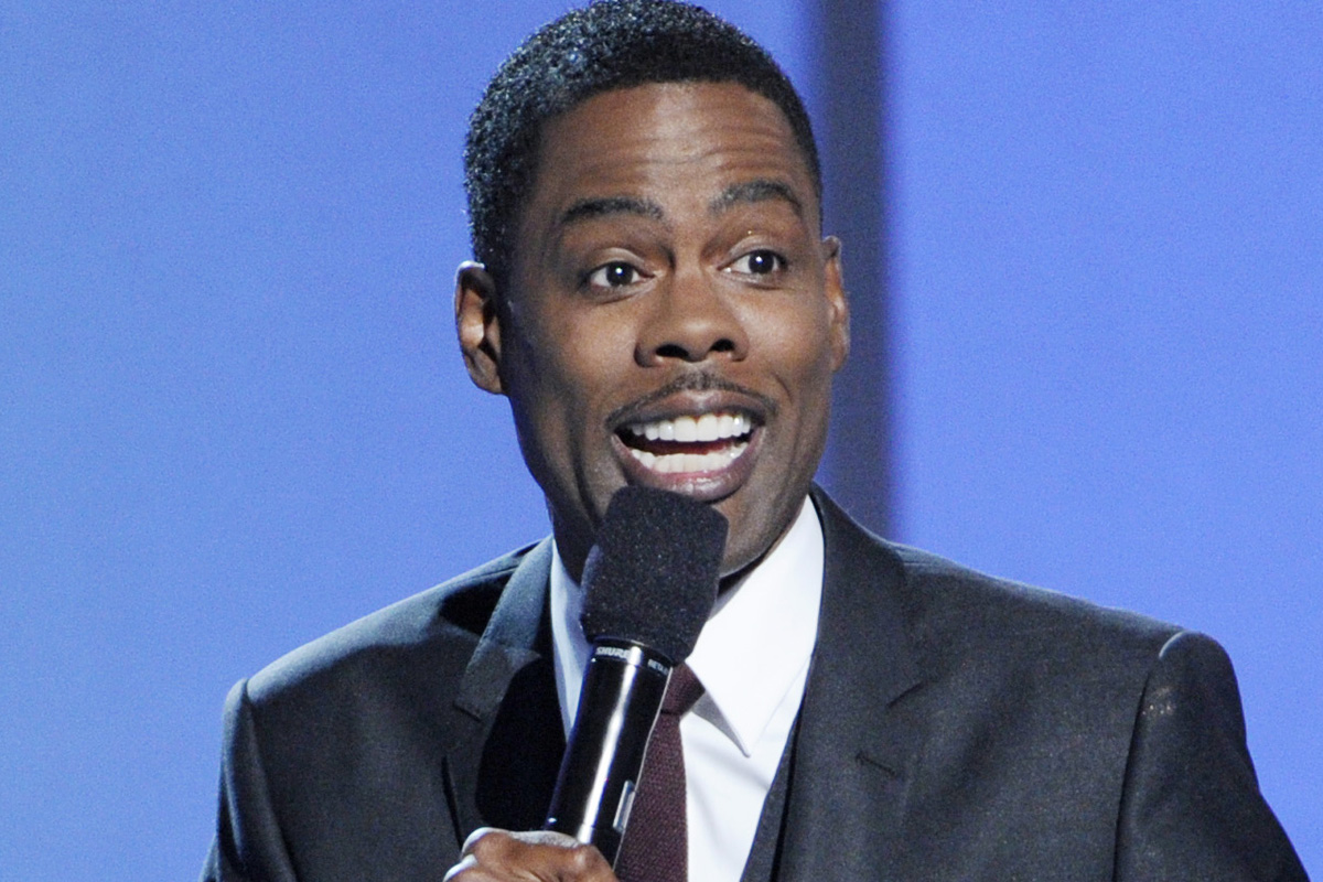 Everything I need to know, I learned from Chris Rock