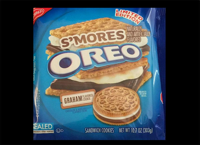 Cookie rumor: S'mores Oreos, there's nothing more to say