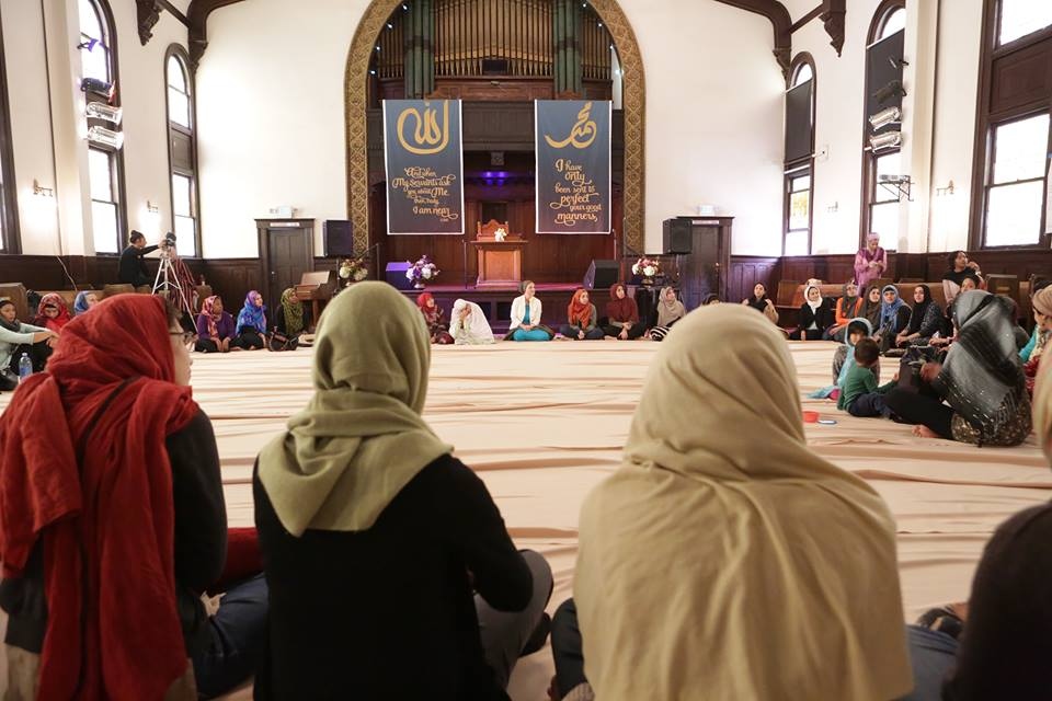 What you need to know about the country's first all-female mosque