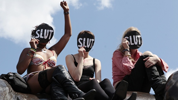 "The evolution of the word ""slut"" and the problems with reclaiming it"