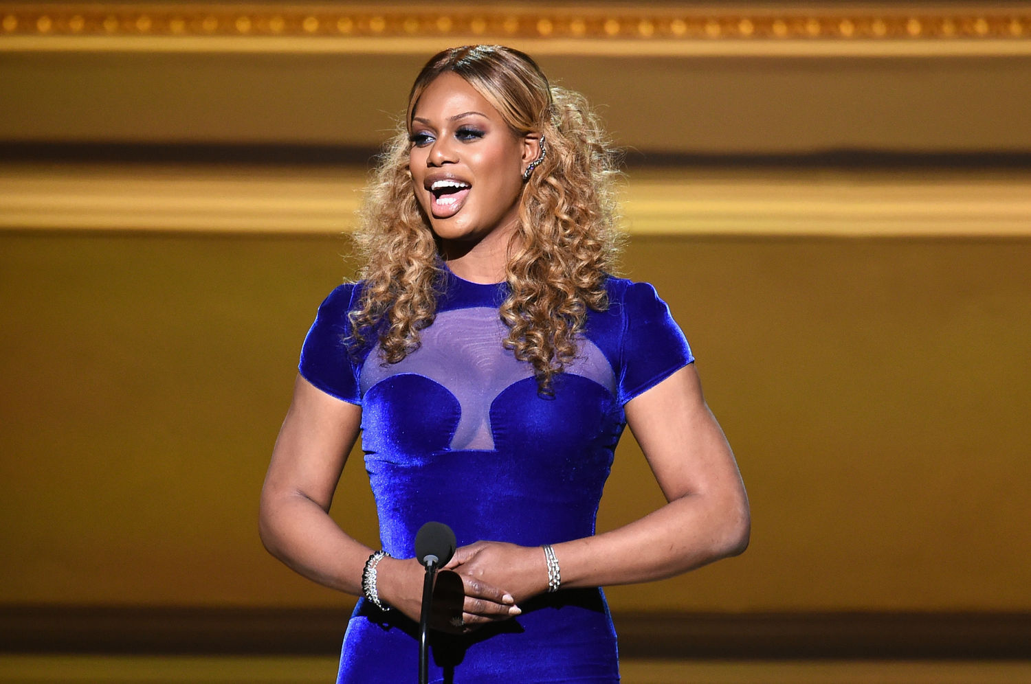 Laverne Cox is coming to 'The Mindy Project' and everything is awesome