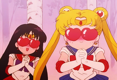 Love lessons I learned from 'Sailor Moon'