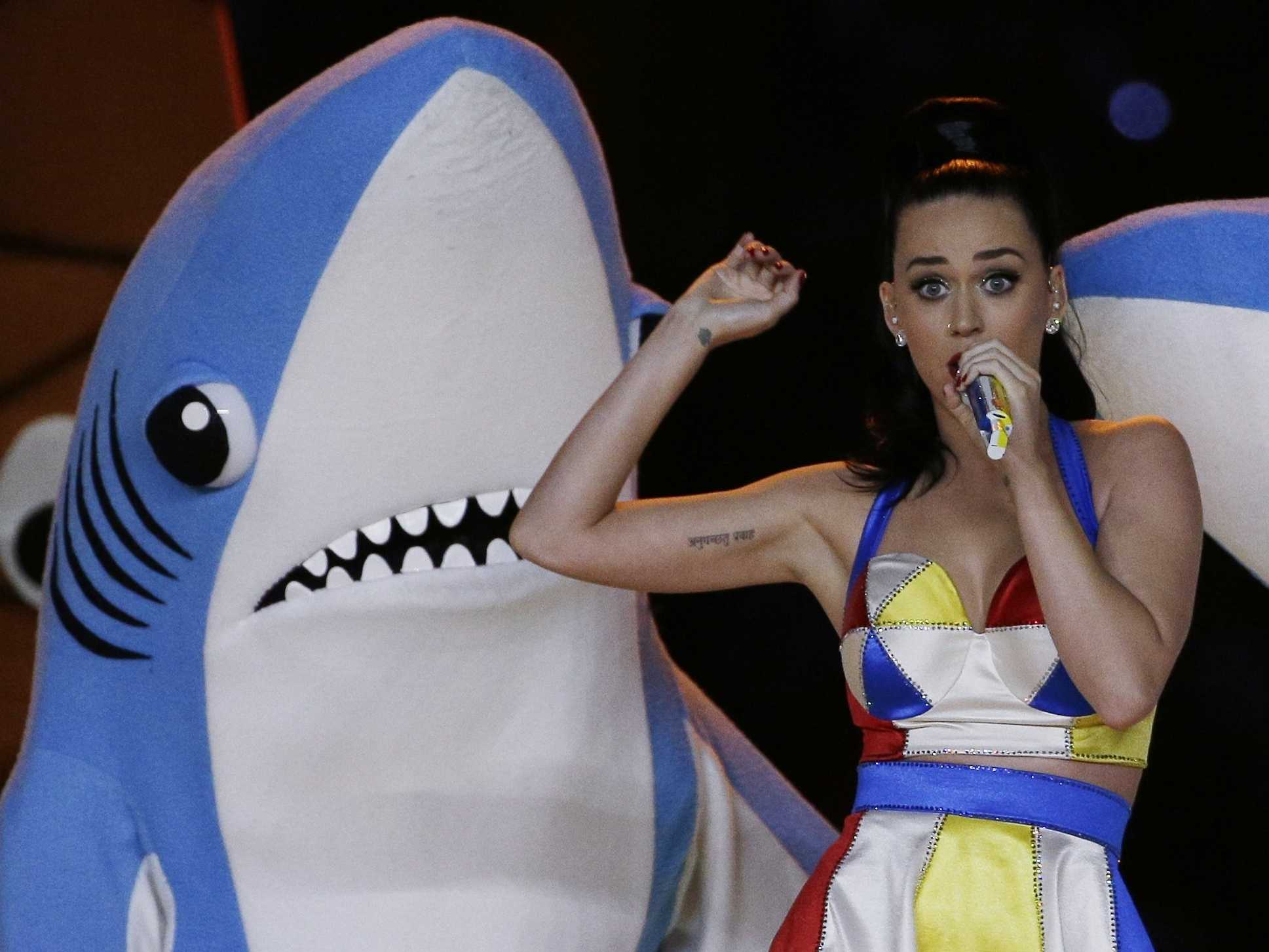 BRB, ordering my Left Shark costume real quick