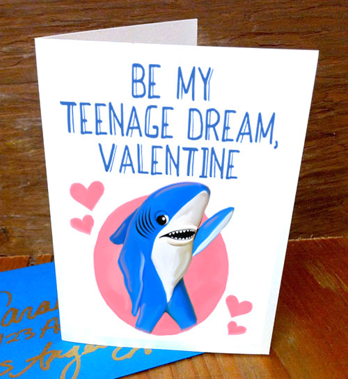 Brilliant pop culture Valentine's Day cards