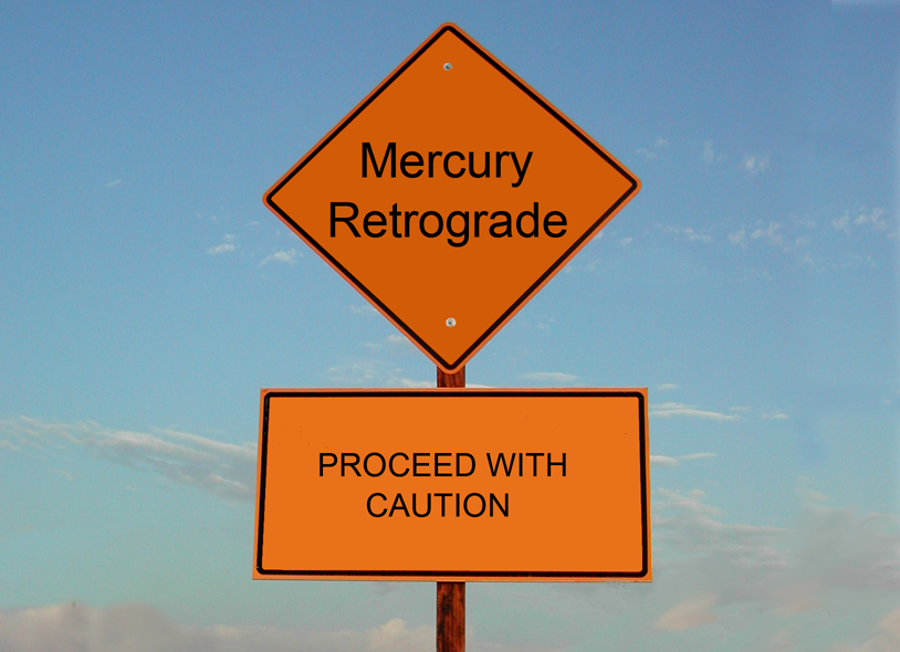 How to deal with the last few days of Mercury in retrograde.