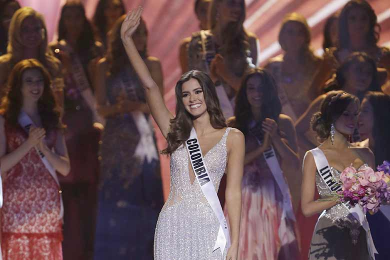 Could Miss Universe actually be making progress towards world peace?