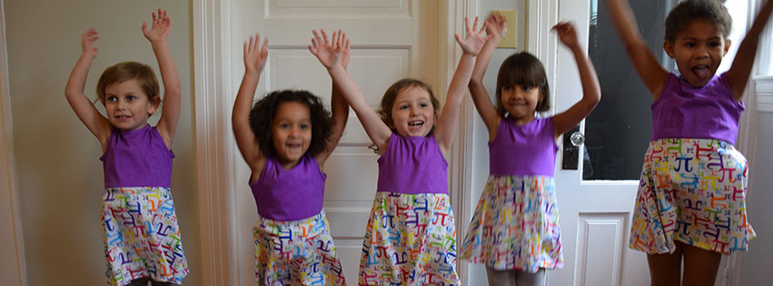 Our fave new children's clothing line is redefining what it means to be 'girly'