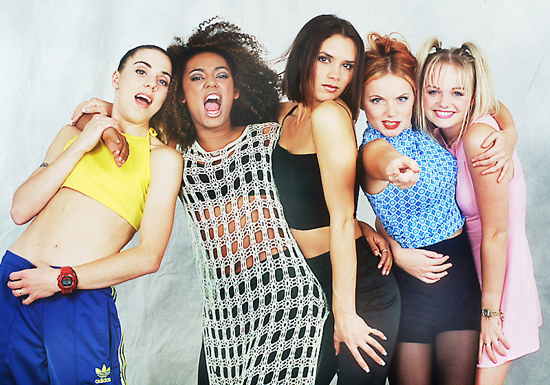 Time to freak! There's some never-before-heard Spice Girls music