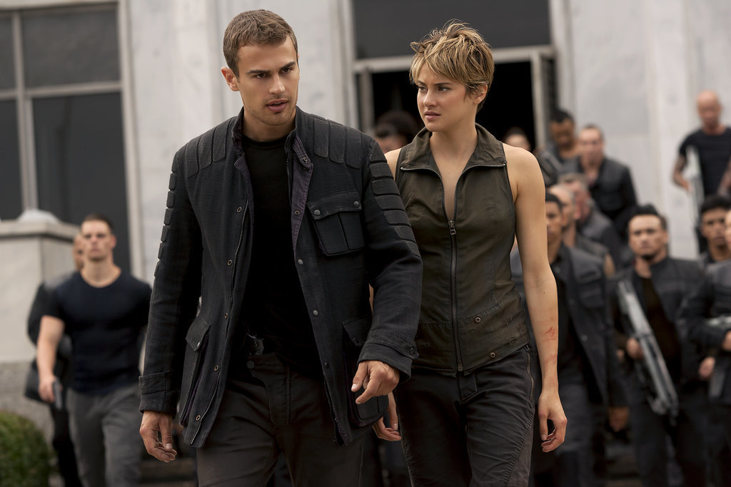 All the thoughts I had while watching the new 'Insurgent' trailer