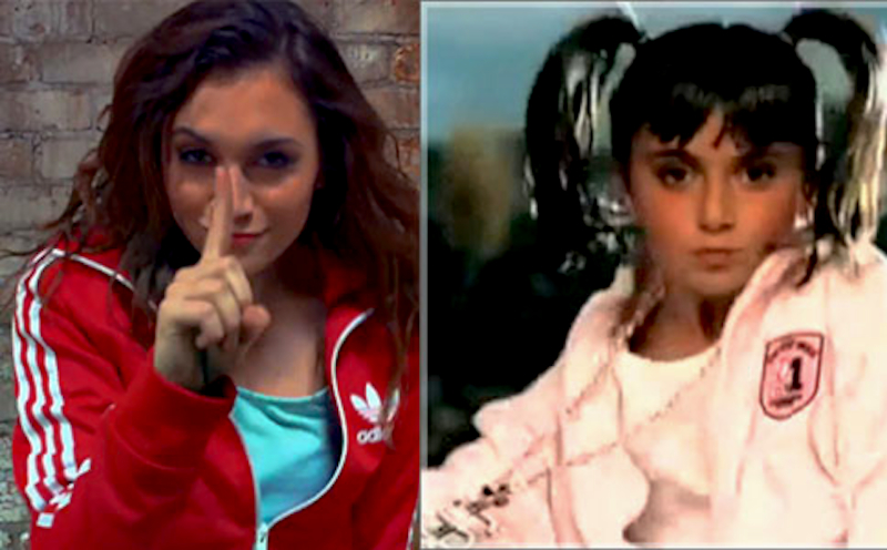 Alyson Stoner still SLAYS! Watch her pay tribute to Missy Elliott with a dance routine!