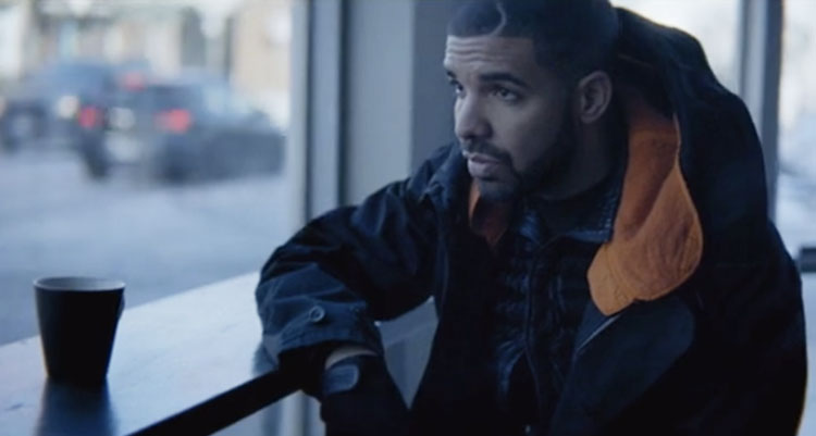 Mandatory 15 minute break: Watch Drake's short film about his life