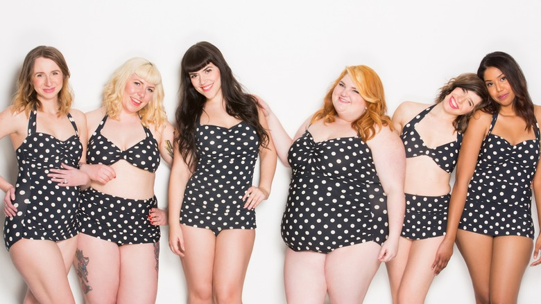 ModCloth turned real women of all sizes into swimsuit models—and we're ABSOLUTELY loving it