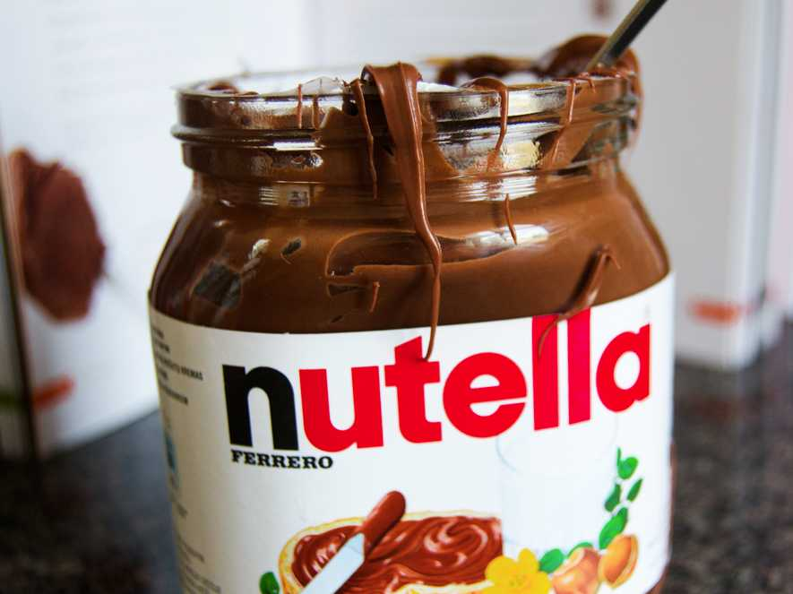 Thank you for all the Nutella, Michele Ferrero. We will miss you.