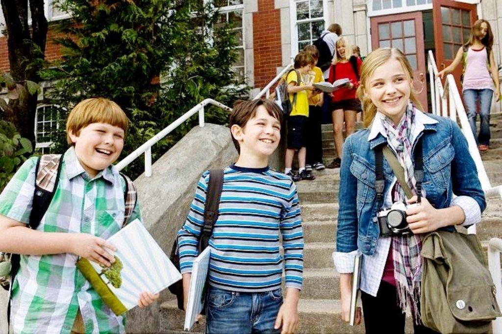 'Diary of a Wimpy Kid,' the musical? Yes, please!
