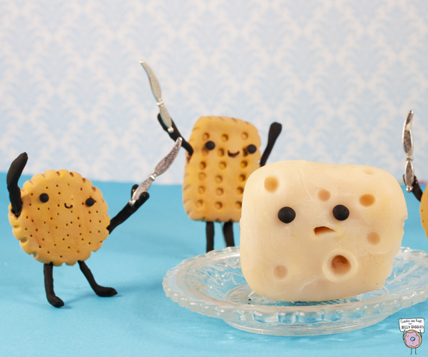 Everybody loves a cheese platter!