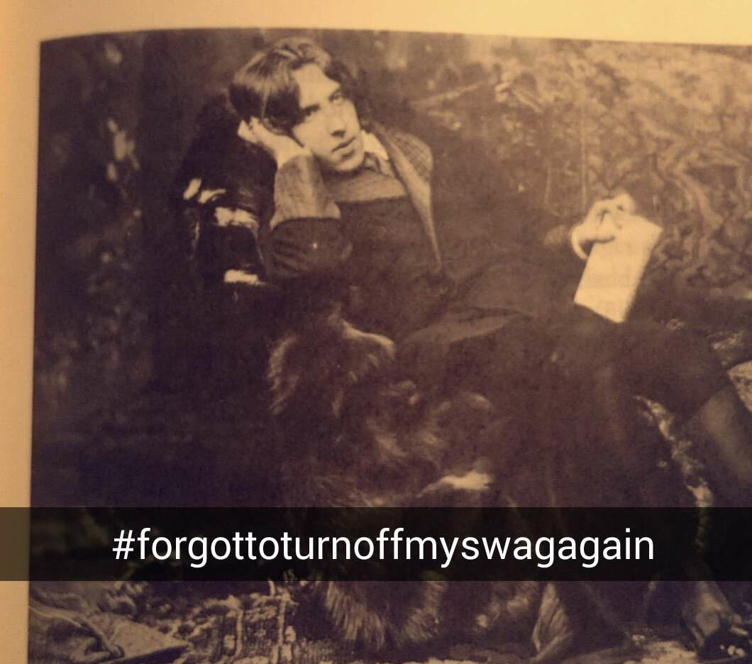 These textbook Snapchats are mini works of art