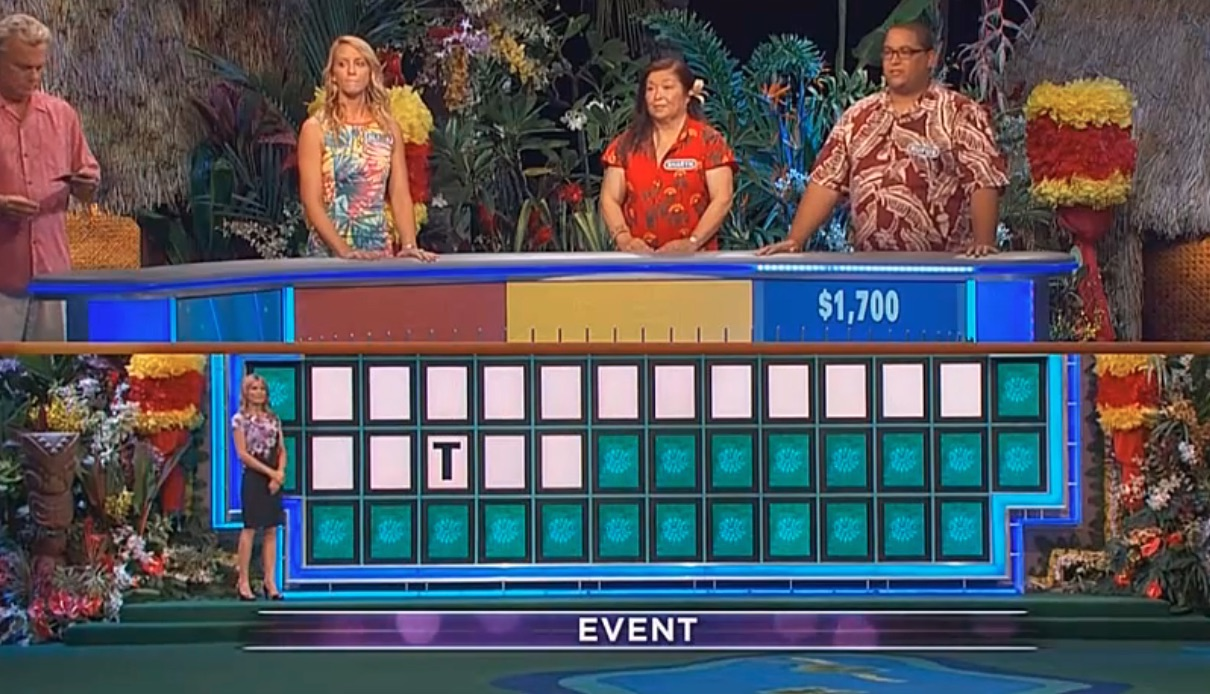 'Wheel of Fortune' contestant just did the impossible. Really, we can't believe this actually happened.
