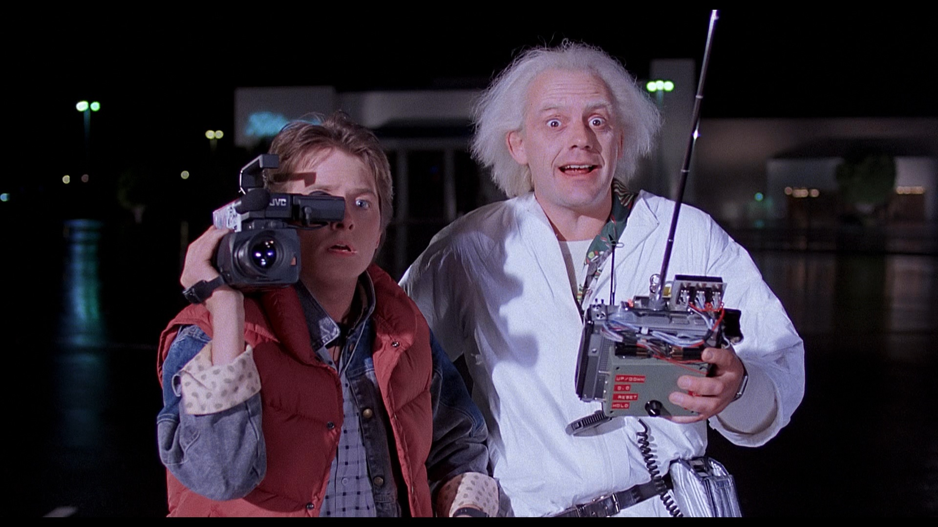 Wait, are we getting a new 'Back to the Future' movie?!
