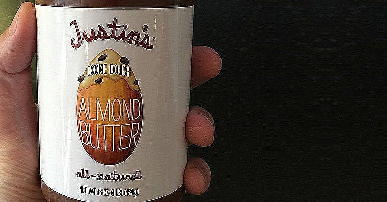 John Mayer has a custom jar of cookie dough flavored almond butter, and now we want to life swap