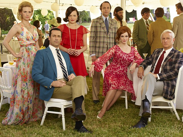 This new 'Mad Men' trailer is a groovy wardrobe romp through '70s style. Far out.