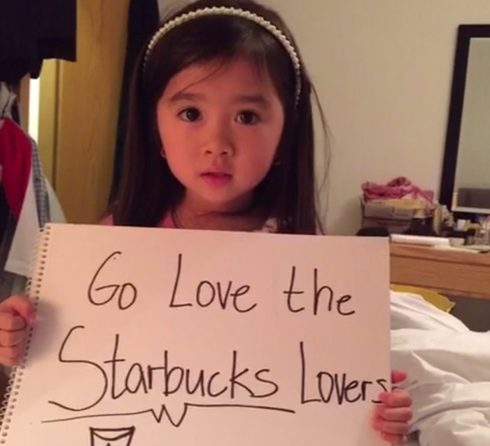 This little girl wins an award for the very best 'knock-knock' jokes!