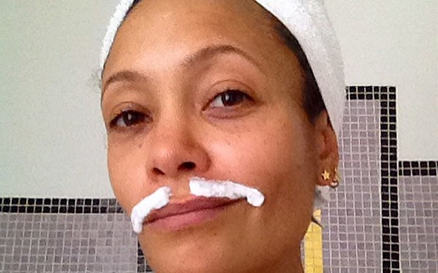 Thandie Newton is crushing one of those lingering lady-care taboos