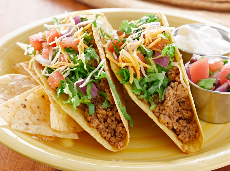 For National Taco Day, here's the most delicious taco recipe ever
