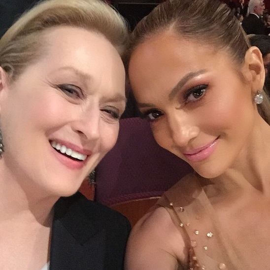 The Oscar Instagrams that won the night