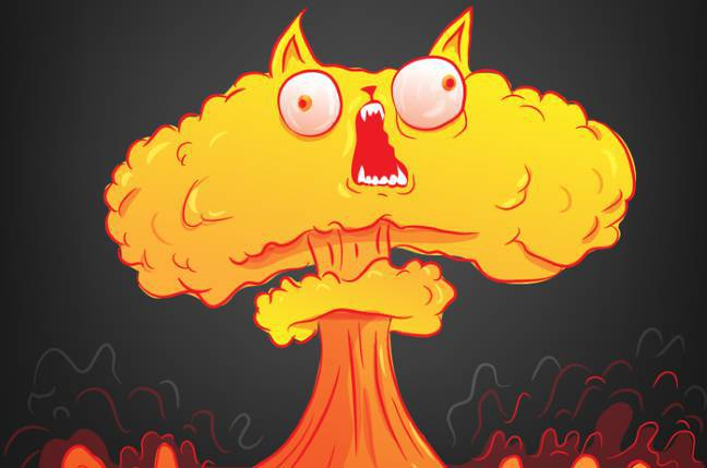 Kickstarter's most funded project EVER? Two words: Exploding kittens