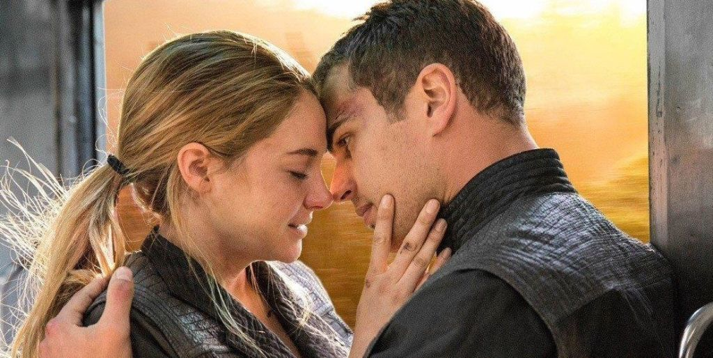 Grab a tissue, because the new 'Insurgent' clip gets super emotional