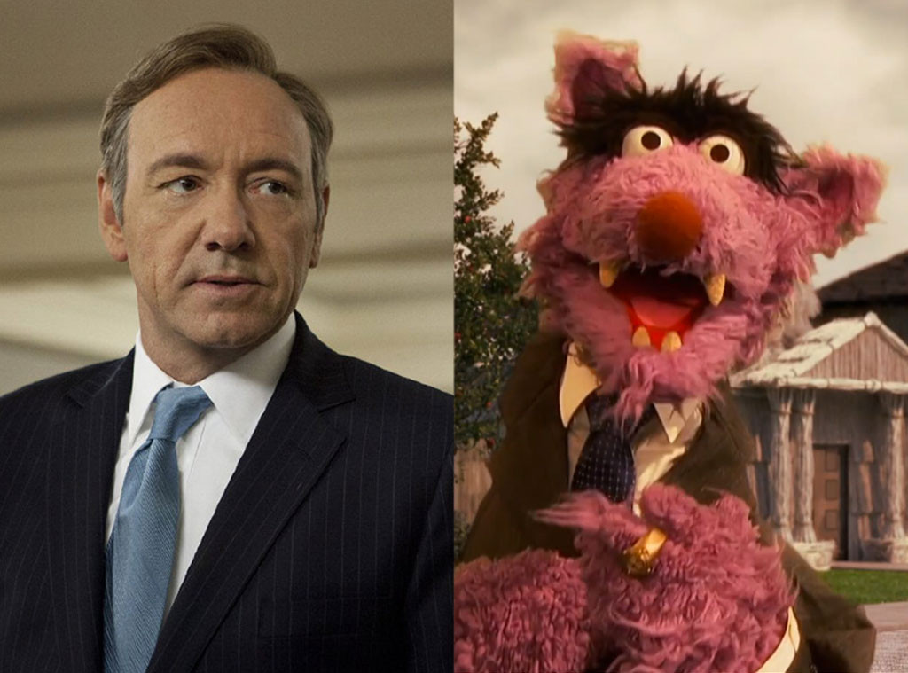Today's gift from the 'Sesame Street' gods: A perfect 'House of Cards' parody