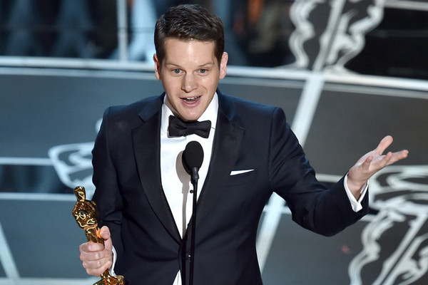 'Stay weird, stay different': The importance of Graham Moore's acceptance speech