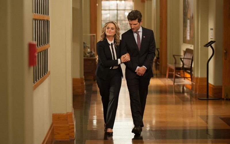 Just a few tear-worthy, unforgettable moments from the 'Parks and Rec' finale