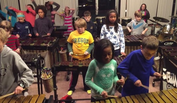 Today in awesome: Kids rocking out to Led Zeppelin is next-level impressive