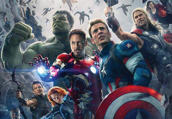 We took a good, hard look at the new 'Avengers' poster, and here's what we realized