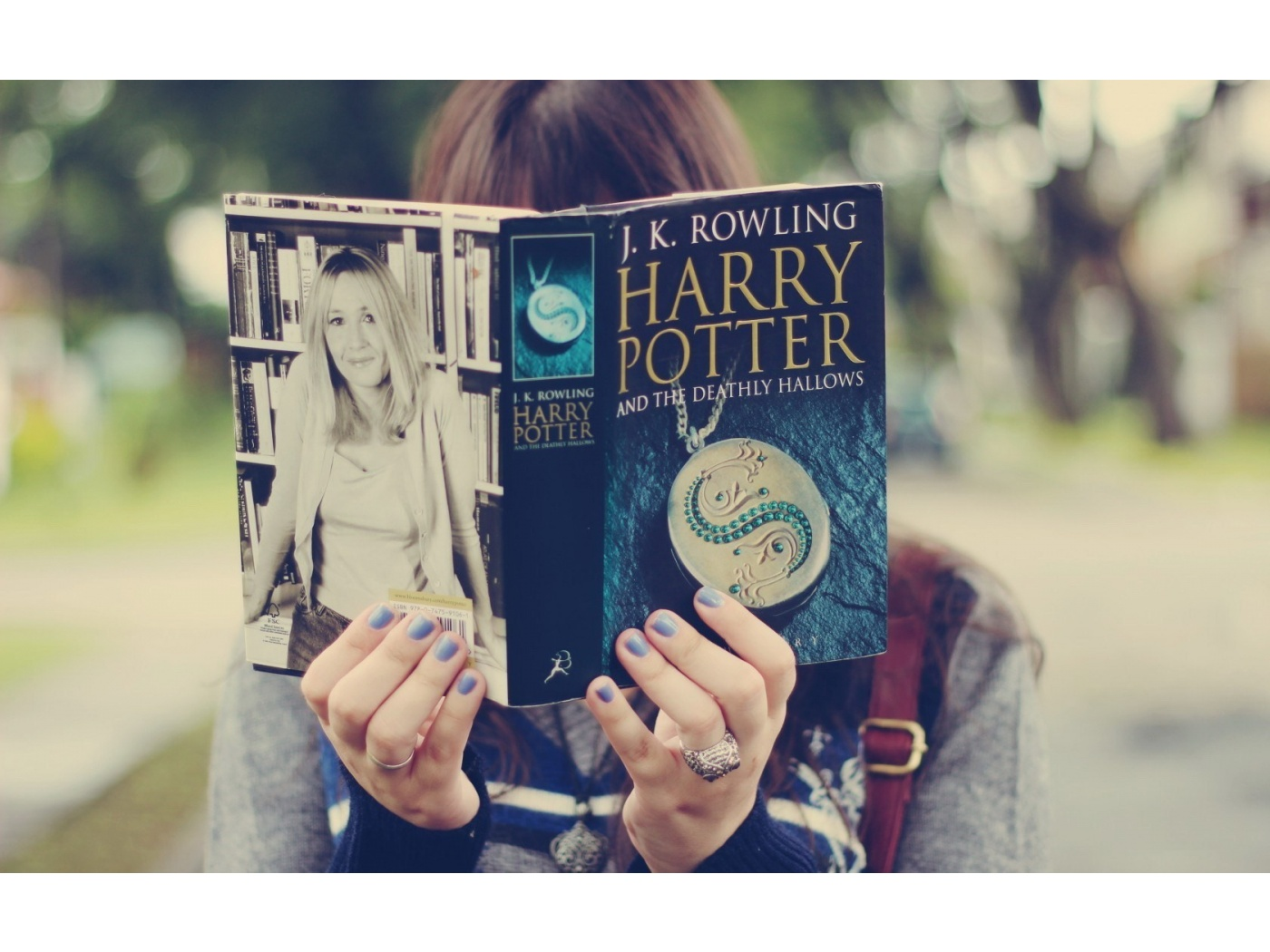 What you learn reading 'Harry Potter' for the first time in your 20s