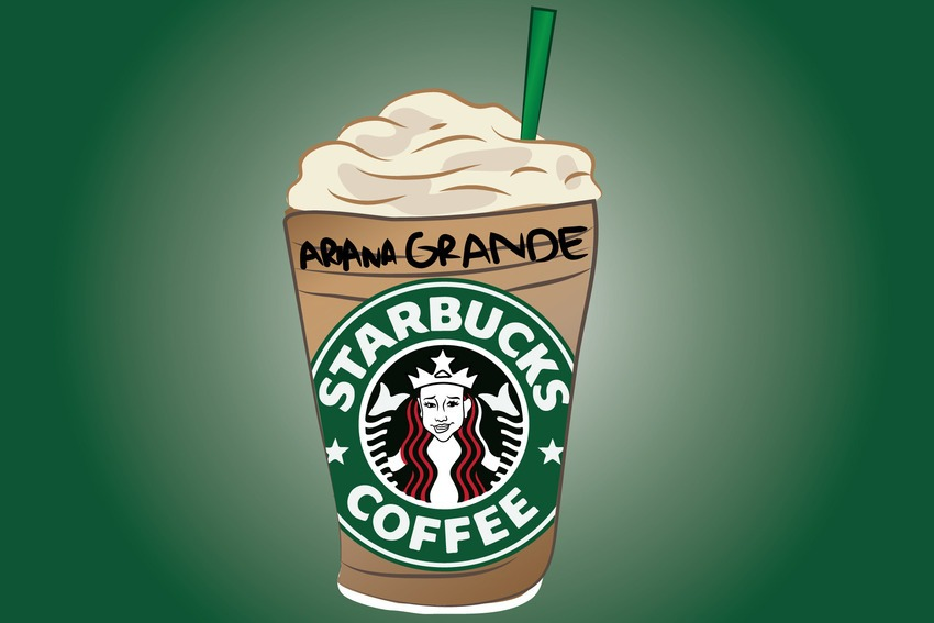 "The ""Ariana Grande"" Starbucks drink is a real thing now"