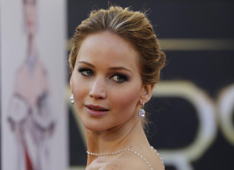 The JOYFUL reason why Jennifer Lawrence wasn't at the Oscars