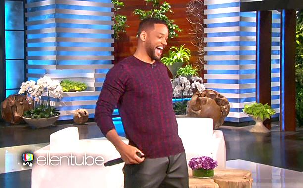 ICYMI: Will Smith recreated the 'Fresh Prince' theme song for Ellen. Yessssss.