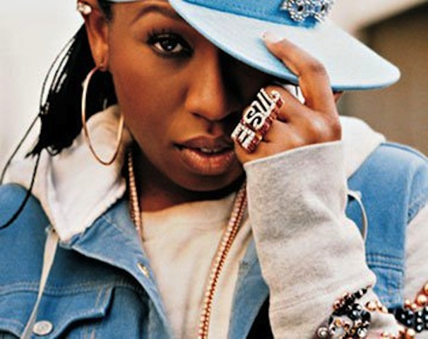 This Missy Elliott renaissance is getting better and better