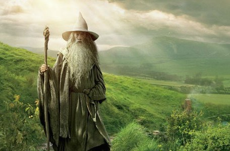 Lord of the Rings theme park! Lord of the Rings theme park! This is SO happening.