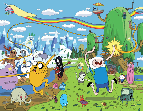 Yes, yes, yes: An 'Adventure Time' movie is happening!