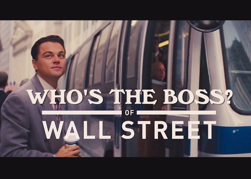 'Who's the Boss of Wall Street' is 'The Wolf Of Wall Street' & 'Who's The Boss?' mashup you need to watch