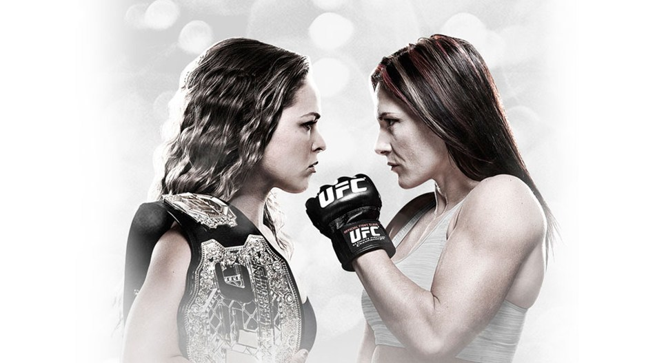 Why every woman should be paying attention to UFC 184