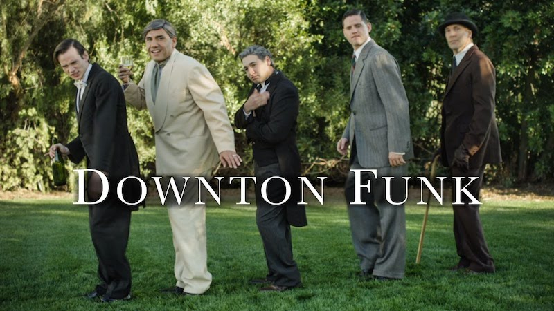 Downton Funk: Uptown meets Downton in this 'Uptown Funk' and 'Downton Abbey' video remix!