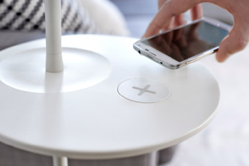 Ikea furniture can now charge our phones. What a time to be alive.