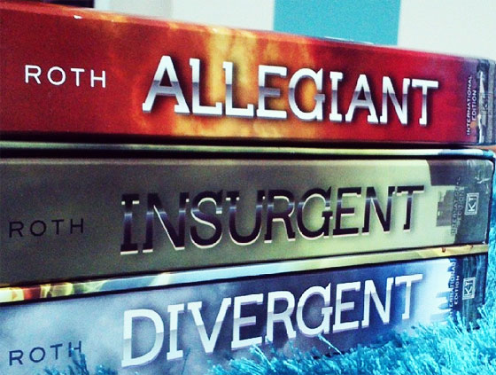 'Divergent' author Veronica Roth just signed a deal for her next series!