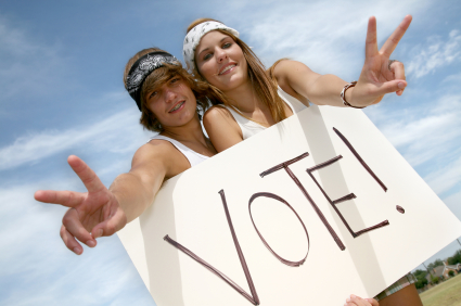 This awesome city is thinking about lowering the voting age to 16