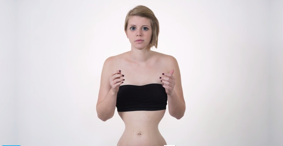 One woman Photoshopped 126 photos of her body to challenge beauty standards