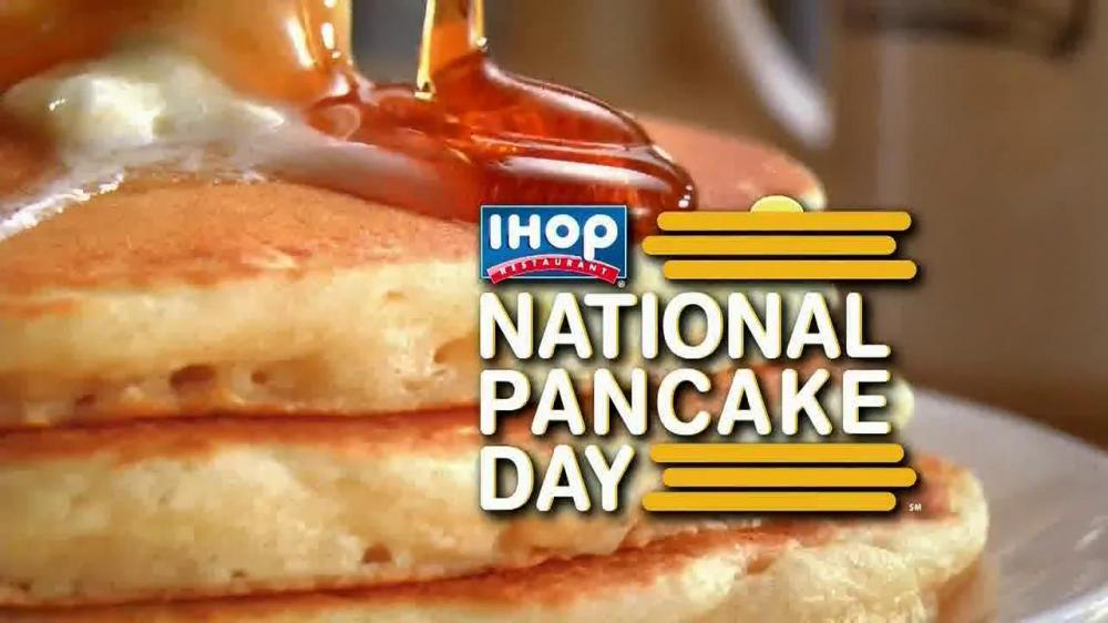 Here's how to get FREE pancakes this National Pancake Day (which is today BTW)
